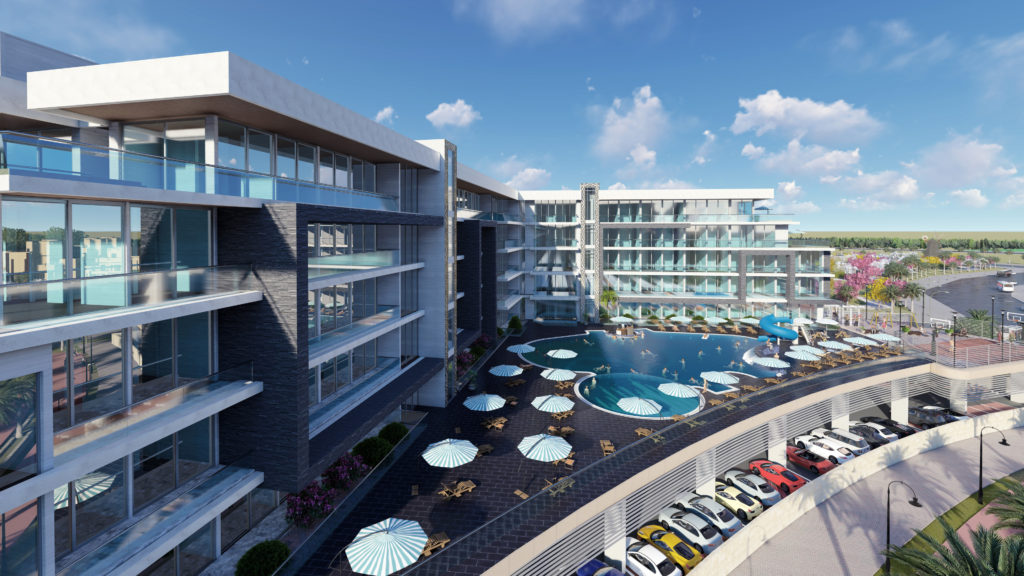 5 Star luxury apartments in the heart of Dubai