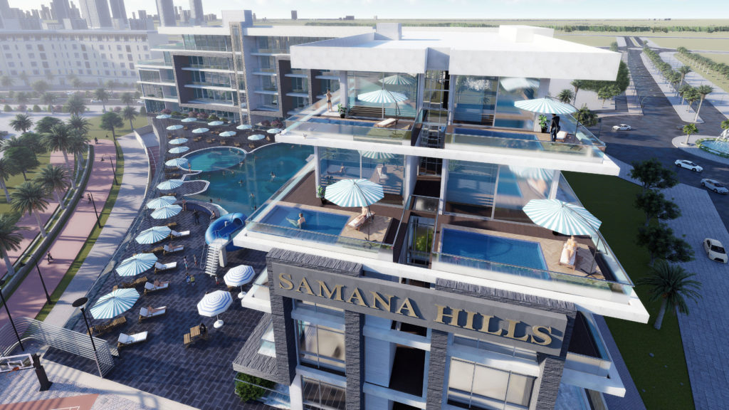 5 Star Luxury Apartment for Sale in Dubai From 10% Deposit, 90% Finance For 7 Years