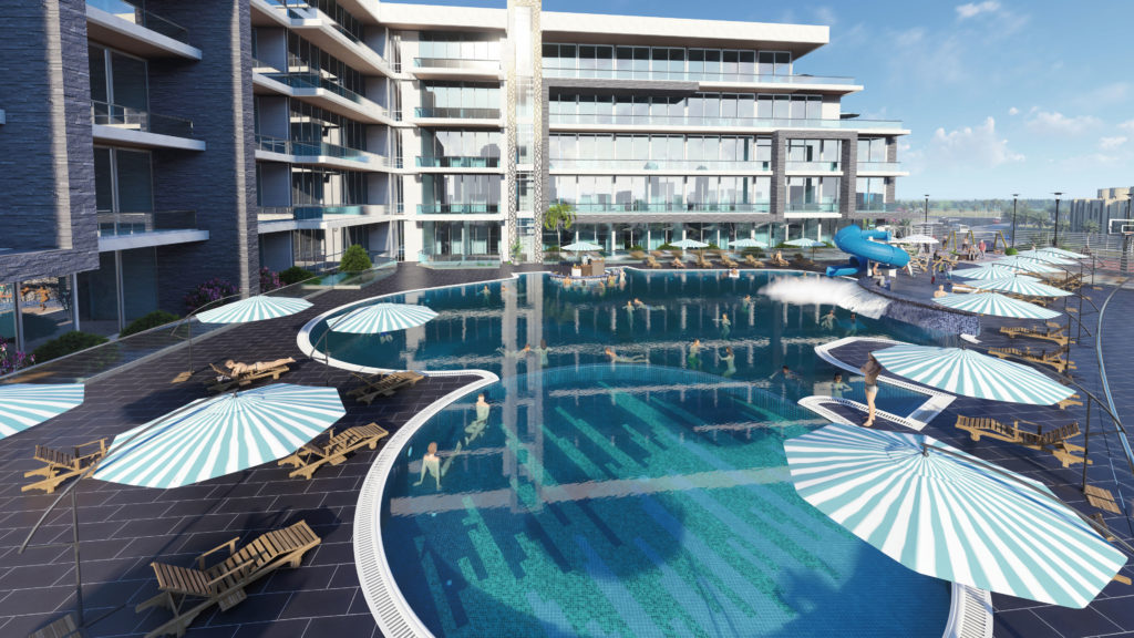 5 Star luxury apartments for sale in the heart of Dubai