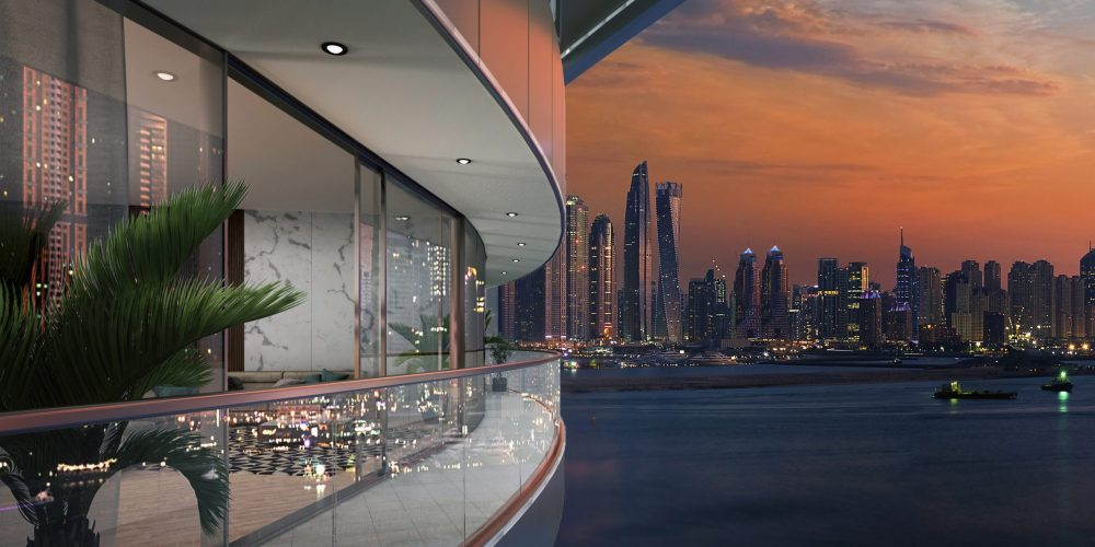 5 Star Luxury Fully Furnished for Sale in The Palm Jumeriah in Dubai from just £132,000