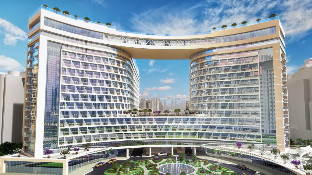 The Palm Jumeriah – Buy property in Dubai from just £132,000 – Fully Furnished