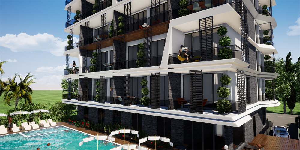 Stunning Sea View Apartments in Budva-Redland Property Group